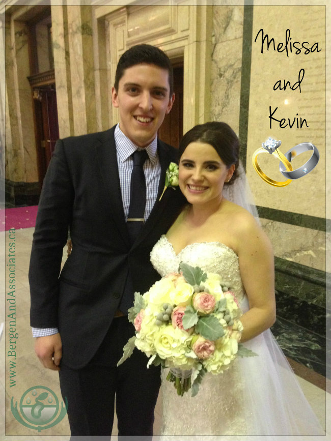 Melissa and Kevin Beauchamp were married February 7, 2015 in Winnipeg