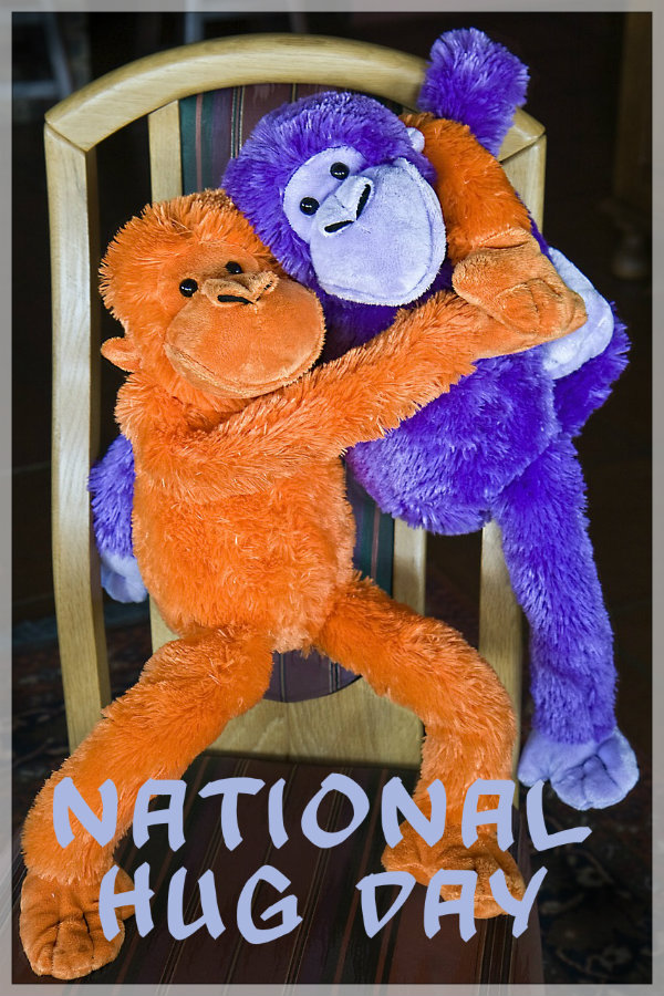 January 21st is National Hug Day