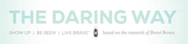 The Daring Way - Conexus Counselling - Bergen & Associates - Winnipeg, Manitoba