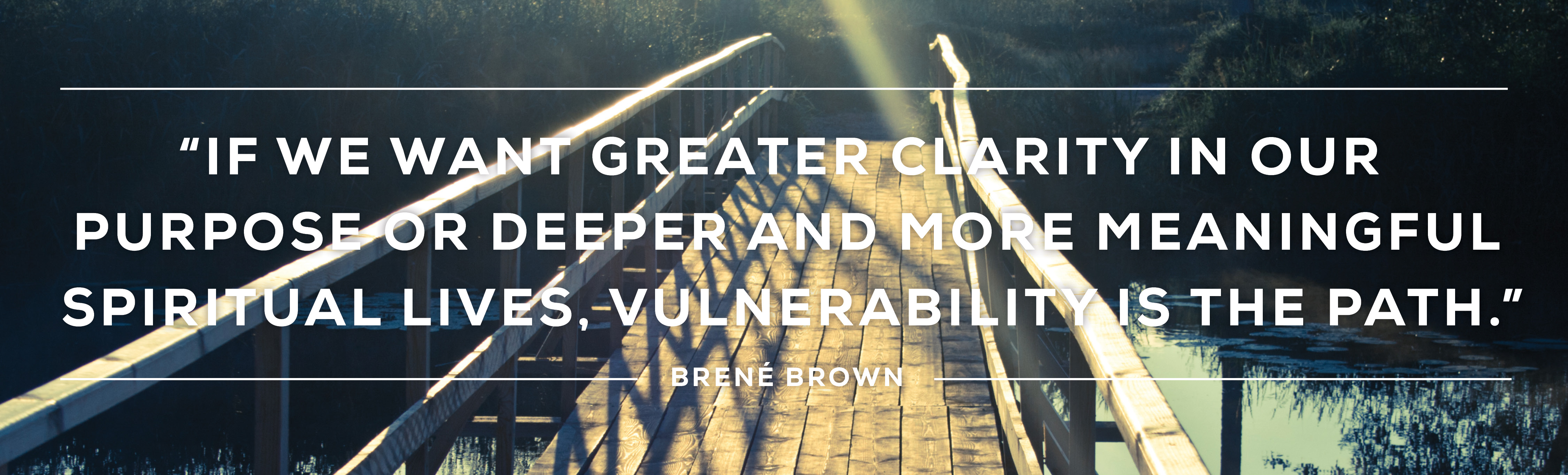 Vulnerability is the path to deeper more meaningful lives: Brené Brown for The Daring Way offered in Winnipeg, Manitoba