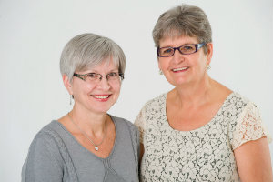 Melanie and Del Gatherum client care managers - Conexus Counselling - Winnipeg, Manitoba