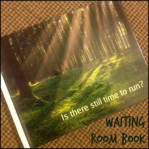 Is there still time to run? - Waiting Room Book - Conexus Counselling - Bergen & Associates - Winnipeg, Manitoba