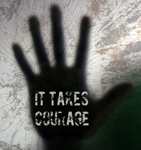It Takes Courage - Conexus Counselling - Bergen & Associates - Winnipeg, Manitoba