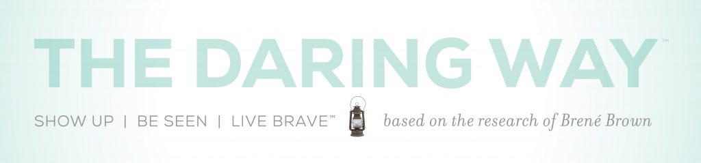 The DAring Way header: February 9-11