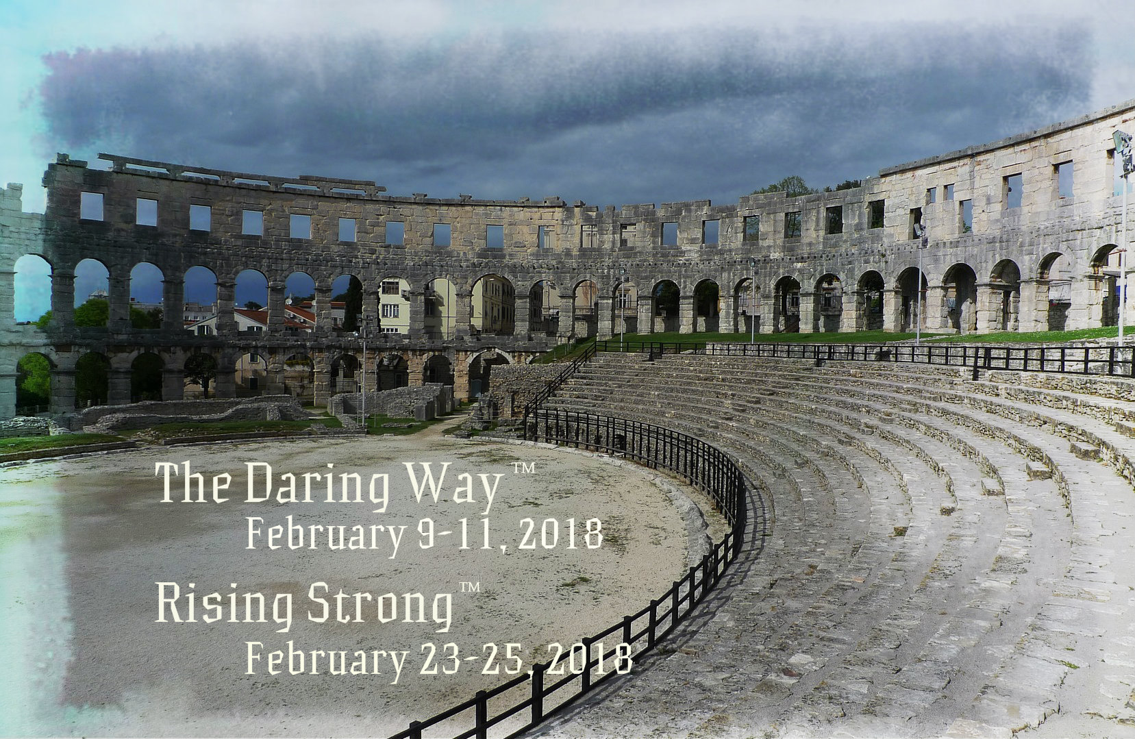 The Daring WAy™ and Rising Strong™ are being offered as weekend seminars in Winnipeg, Manitoba by certified Daring Way facilitator Carolyn Klassen of Conexus Counselling