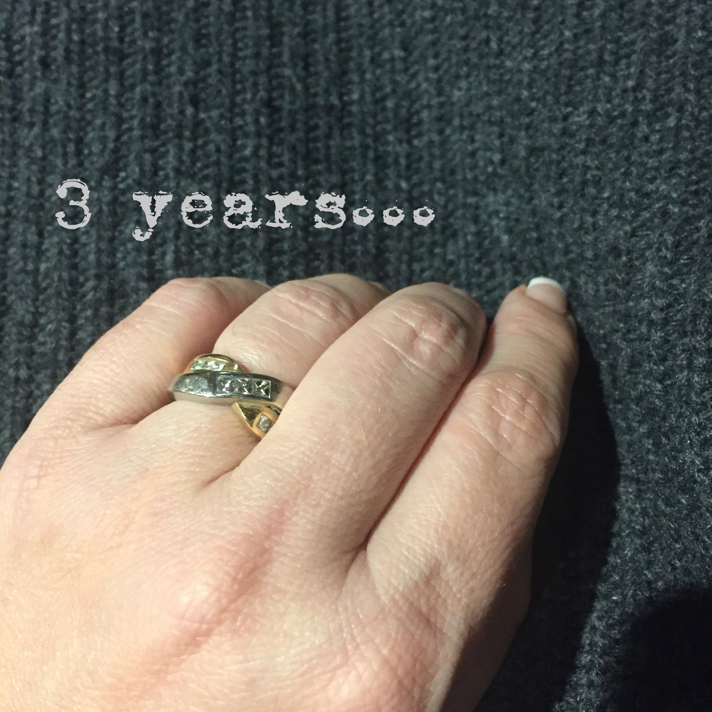 3 years since Husband proposed on Conexus blog. The story.