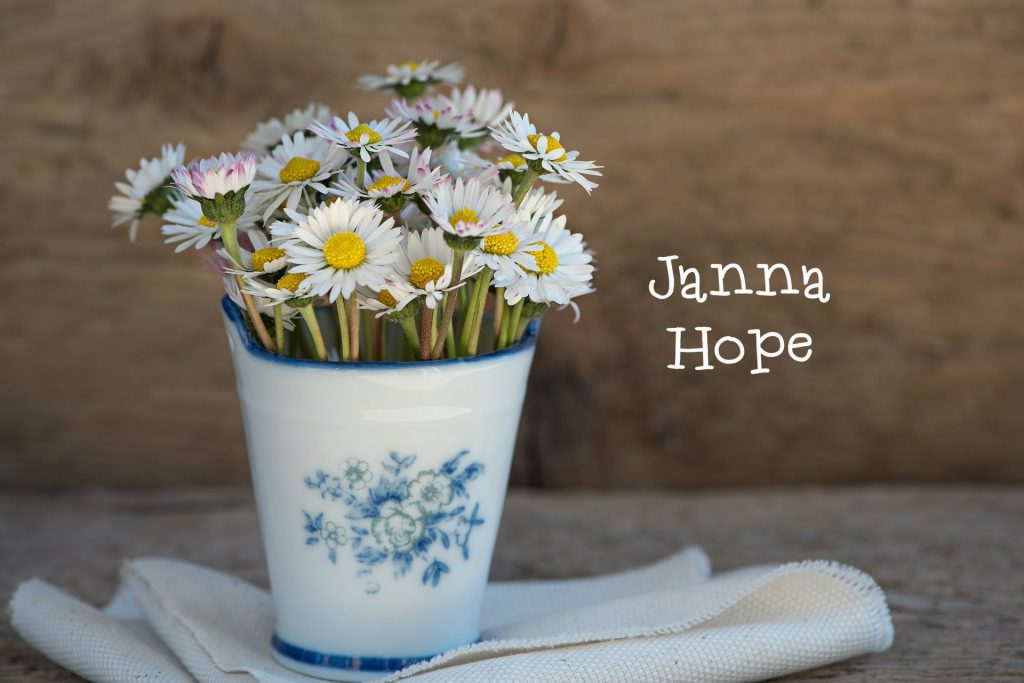 Janna Hope, daughter of Husband. Sweet Sixteen