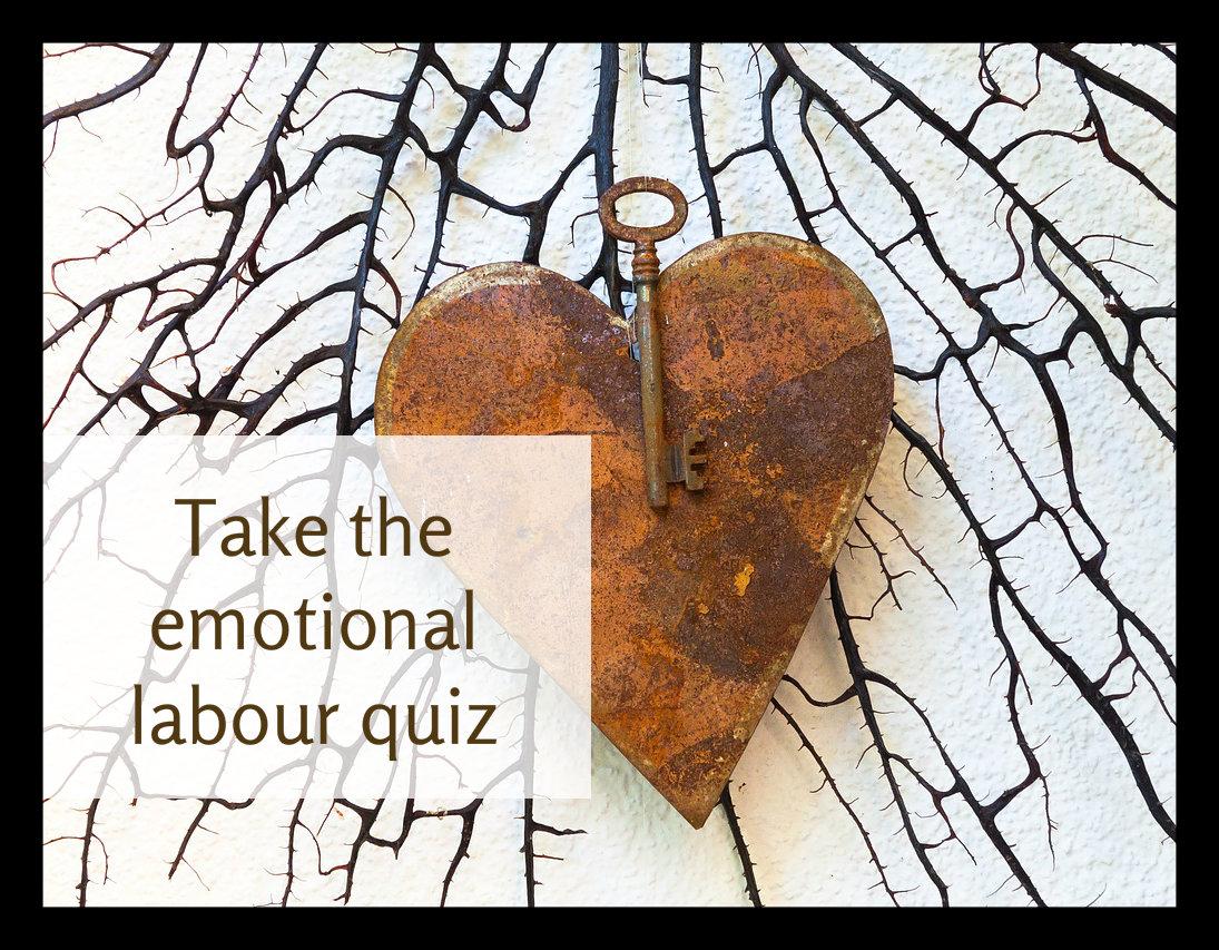 Take the emotional labor quiz