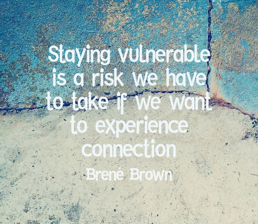 27 ?'s to fall in love with your parents. Staying vulnerable is a risk we have to take if we want to experience connection. Brené Brown