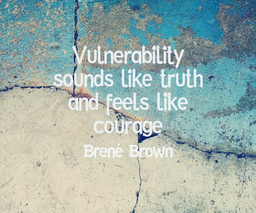 27 ?'s to fall in love with parents: Vulnerability sounds like truth and feels like courage Brené Brown