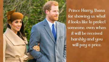 An Open Letter to Prince Harry