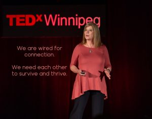 We are wired for connection. We need each other to survive and thrive.