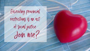 Social Justice: Exceeding Restrictions